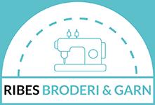 Ribes Broderi & Garn Logo
