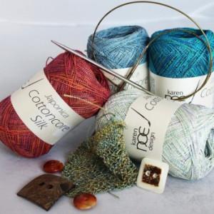 Japonica Cottoncore Silk