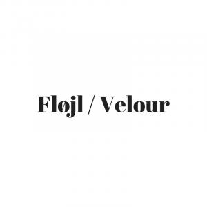 Fløjl/velour