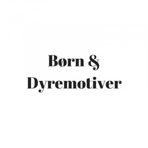 Børn & Dyremotiver