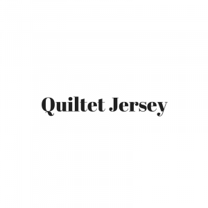 Quiltet Jersey