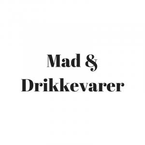 Mad & Drikkevarer