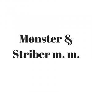 Mønster og striber m. m.