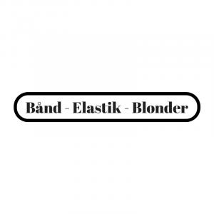 Bånd - Elastik - Blonder