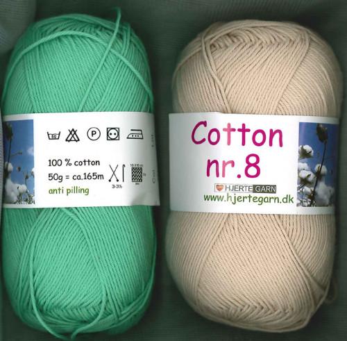 Cotton nr. 8