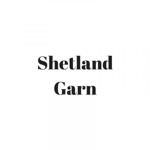 Shetland Garn