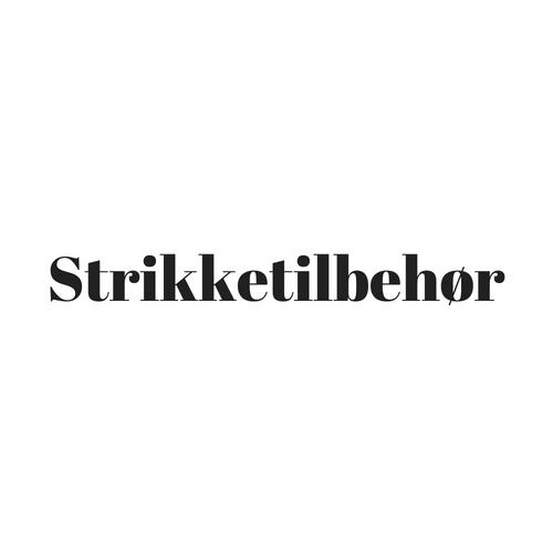 Tilbehør til Strik & Hækling